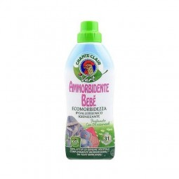 Hipoalergiczny płyn do płukania dzieciecych ubrań, Eco Vert - Chanteclair, 625 ml./31 pł.